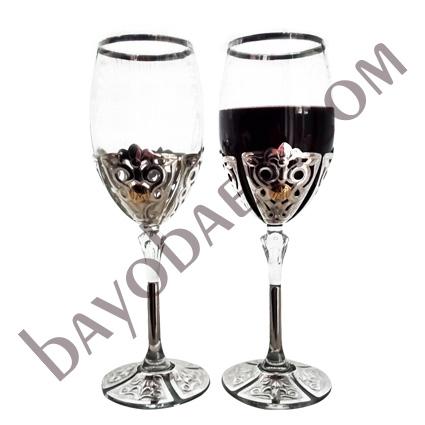 Ритуални чаши с обков